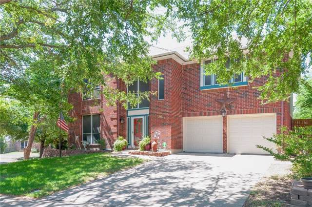 5401 Canyon Lands Drive, Fort Worth, TX 76137 (MLS #14158026) :: Frankie Arthur Real Estate