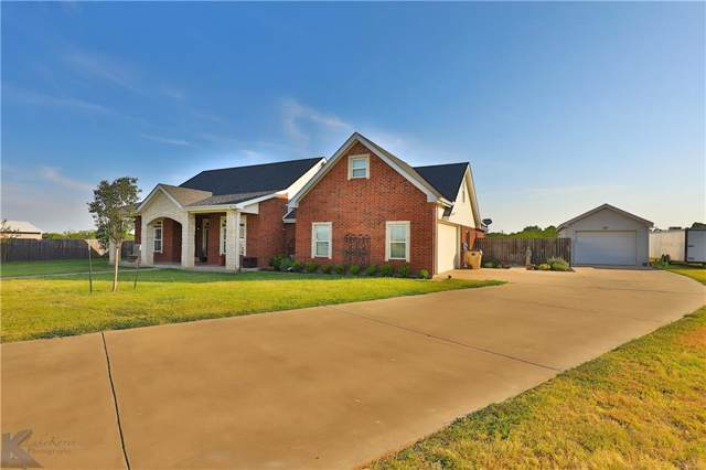 270 Tempest Lane, Abilene, TX 79602 (MLS #14158031) :: The Chad Smith Team