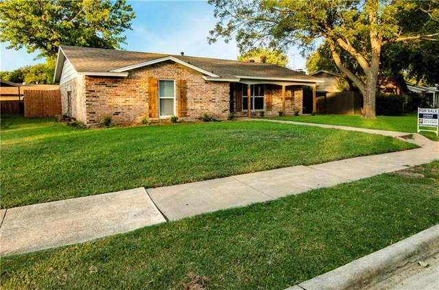 1806 Travis Street, Garland, TX 75042 (MLS #14158047) :: All Cities Realty