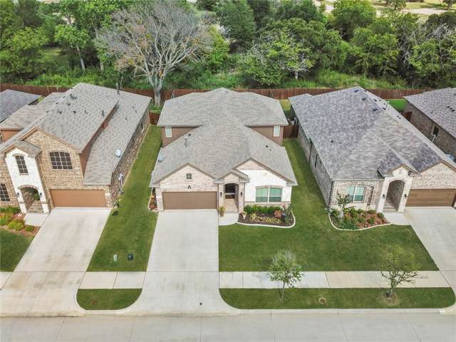 3905 Cuddy Drive, Denton, TX 76210 (MLS #14158087) :: Team Tiller