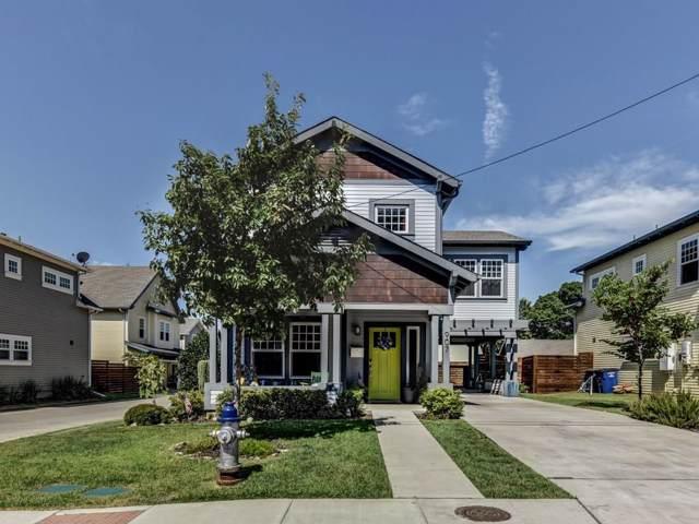 907 Cedar Hill Avenue, Dallas, TX 75208 (MLS #14158105) :: Ann Carr Real Estate