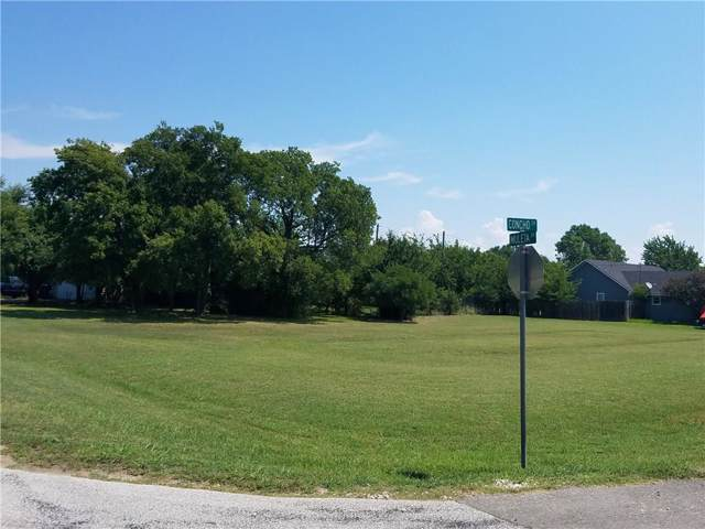 LOT 219 Concho Dr & Muleta Drive, Oak Point, TX 75068 (MLS #14158150) :: The Heyl Group at Keller Williams