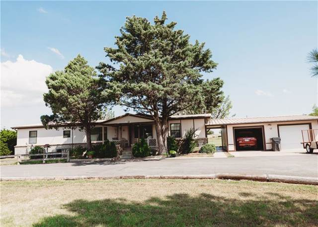 2510 County Road 354, Anson, TX 79501 (MLS #14158160) :: Frankie Arthur Real Estate