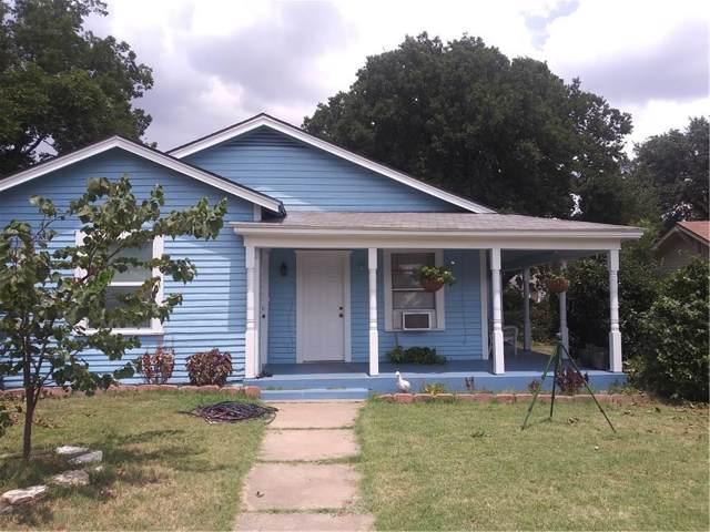 428 W Wardville Street, Cleburne, TX 76033 (MLS #14158175) :: The Rhodes Team