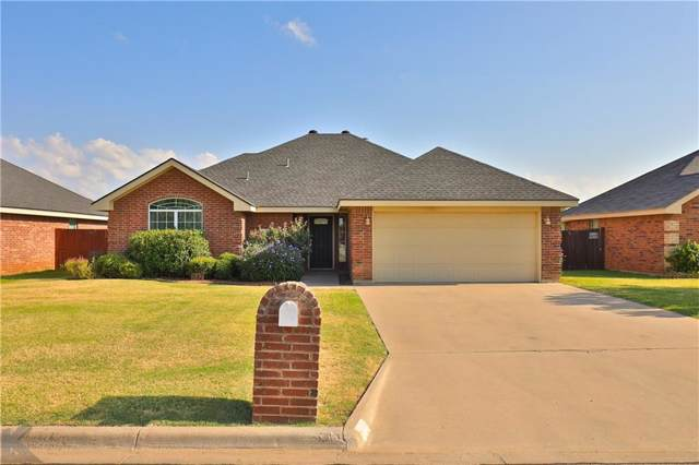 842 Swift Water Drive, Abilene, TX 79602 (MLS #14158194) :: The Chad Smith Team