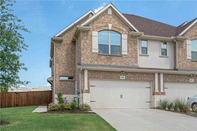 2100 Jameson Lane, Mckinney, TX 75070 (MLS #14158198) :: The Good Home Team