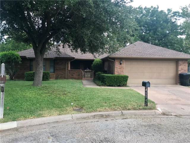 4609 Pin Oak Court, Abilene, TX 79606 (MLS #14158202) :: North Texas Team | RE/MAX Lifestyle Property