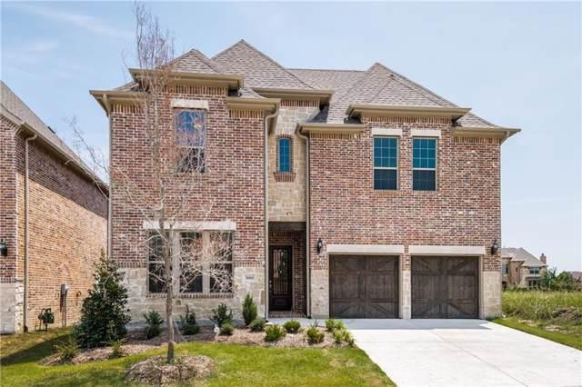 3604 Ashley Gardens, The Colony, TX 75056 (MLS #14158203) :: Van Poole Properties Group