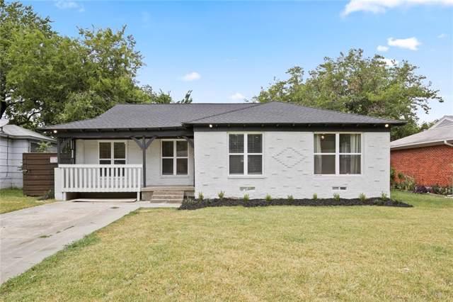 2503 Tisinger Avenue, Dallas, TX 75228 (MLS #14158230) :: Lynn Wilson with Keller Williams DFW/Southlake