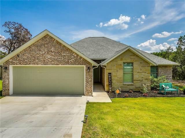 1617 Anaconda Trail, Granbury, TX 76048 (MLS #14158253) :: Baldree Home Team