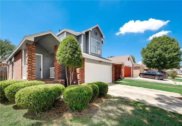 7405 Ashcroft Circle, Fort Worth, TX 76120 (MLS #14158301) :: Vibrant Real Estate