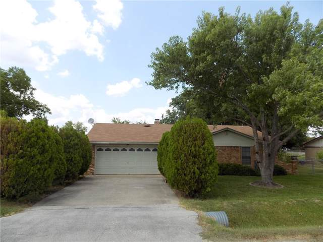 1736 Tanglewood Drive, Azle, TX 76020 (MLS #14158306) :: The Mitchell Group