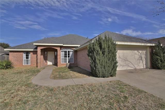 2726 Stonecrest Drive, Abilene, TX 79606 (MLS #14158317) :: The Tonya Harbin Team