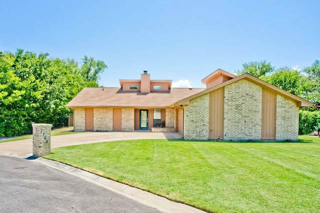 7755 Grassland Court, Fort Worth, TX 76179 (MLS #14158345) :: Real Estate By Design