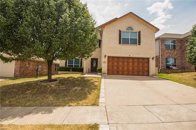 9933 Peregrine Trail, Fort Worth, TX 76108 (MLS #14158353) :: The Chad Smith Team