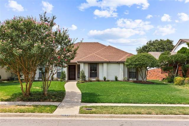 3039 Rambling Drive, Dallas, TX 75228 (MLS #14158371) :: The Kimberly Davis Group
