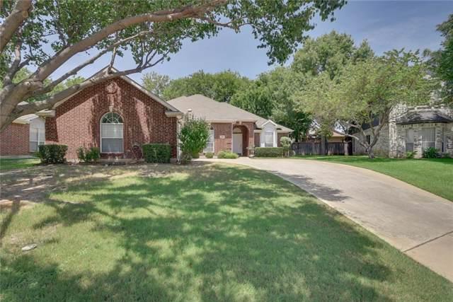 1643 Churchill Lane, Mansfield, TX 76063 (MLS #14158372) :: The Real Estate Station