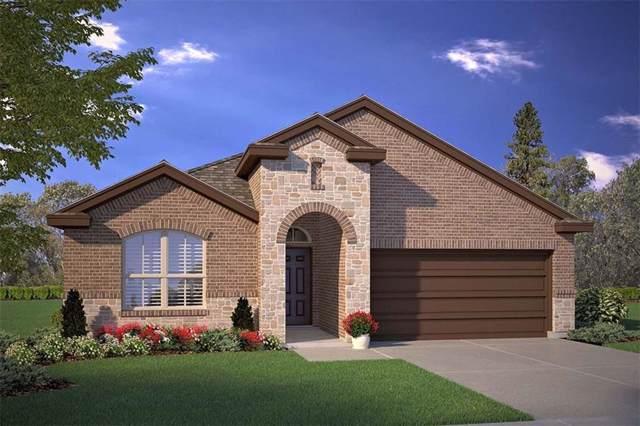 1208 Tiburon Trail, Cleburne, TX 76033 (MLS #14158390) :: Frankie Arthur Real Estate