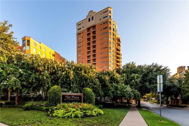 2828 Hood Street #804, Dallas, TX 75219 (MLS #14158396) :: Potts Realty Group
