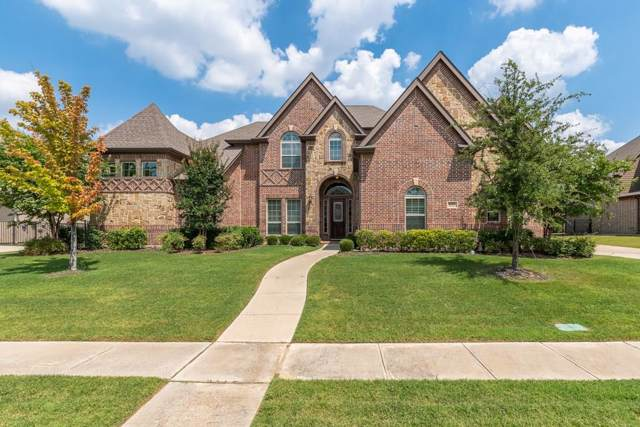 6921 Da Vinci, Colleyville, TX 76034 (MLS #14158407) :: The Tierny Jordan Network