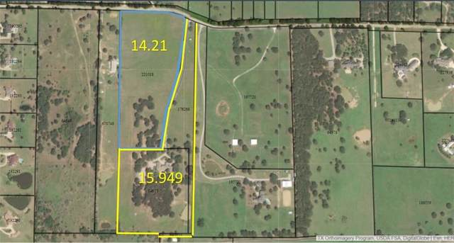 832 E Hickory Hill Road, Argyle, TX 76226 (MLS #14158413) :: The Real Estate Station