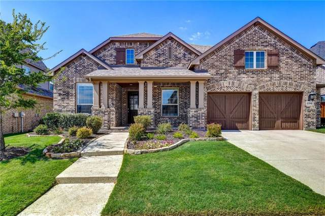 6208 Prairie Brush Trail, Northlake, TX 76226 (MLS #14158415) :: NewHomePrograms.com LLC