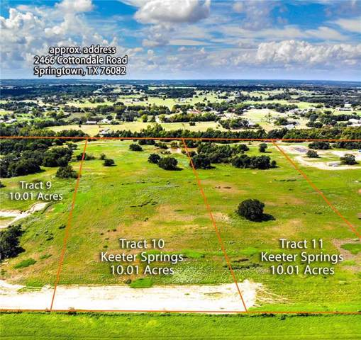 TBD-11 Keeter Springs Road, Springtown, TX 76082 (MLS #14158435) :: The Heyl Group at Keller Williams
