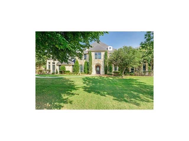 142 Ranchway, Burleson, TX 76028 (MLS #14158440) :: Kimberly Davis & Associates