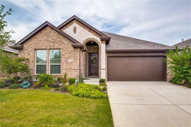 516 Barnstorm Drive, Celina, TX 75009 (MLS #14158454) :: Real Estate By Design