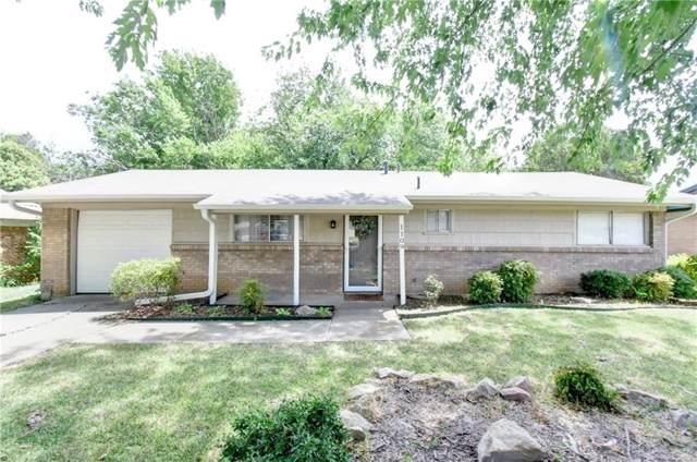1109 Benbrook Terrace, Benbrook, TX 76126 (MLS #14158478) :: Team Hodnett
