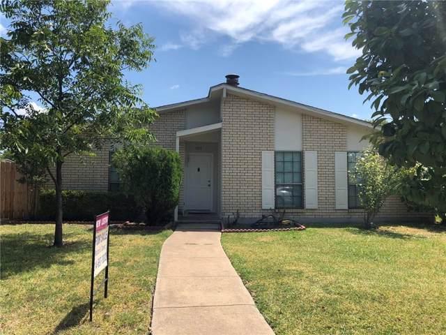 5017 Coffeyville Trail, Grand Prairie, TX 75052 (MLS #14158487) :: Tenesha Lusk Realty Group