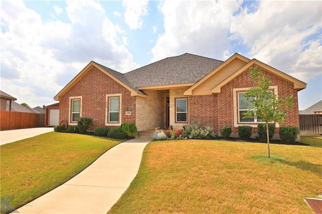 6402 Milestone Drive, Abilene, TX 79606 (MLS #14158509) :: RE/MAX Pinnacle Group REALTORS