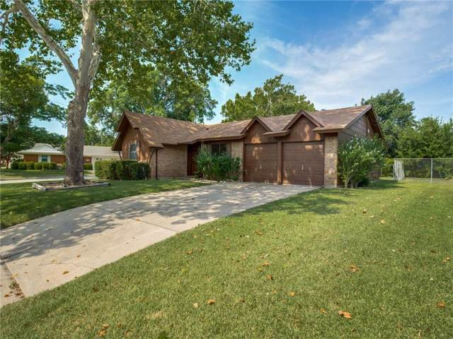 5312 Westhaven Drive, Fort Worth, TX 76132 (MLS #14158514) :: Hargrove Realty Group