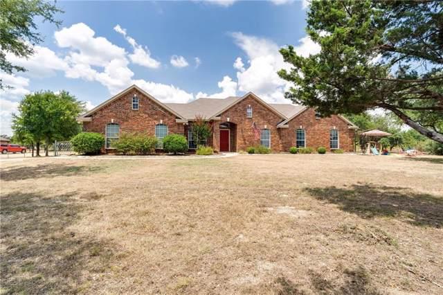 380 Miramar Circle, Weatherford, TX 76085 (MLS #14158530) :: The Chad Smith Team