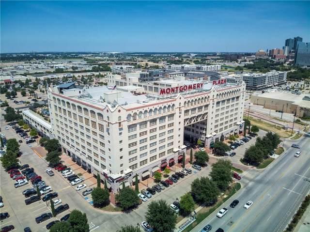 2600 W 7th Street #1517, Fort Worth, TX 76107 (MLS #14158546) :: The Tierny Jordan Network