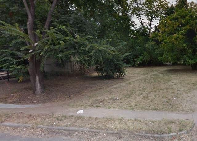 2622 Starks, Dallas, TX 75215 (MLS #14158559) :: Real Estate By Design