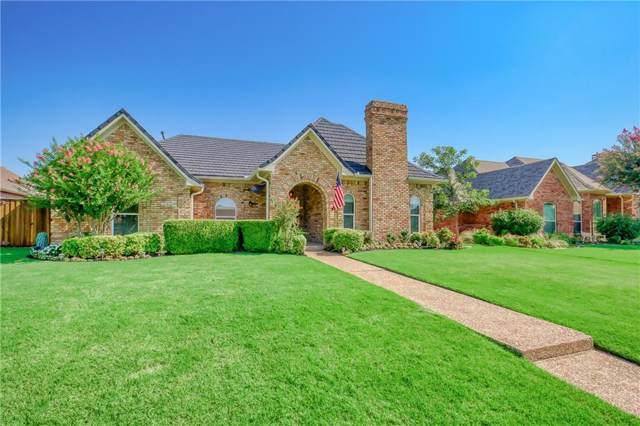 3421 Portside Lane, Plano, TX 75023 (MLS #14158561) :: Kimberly Davis & Associates