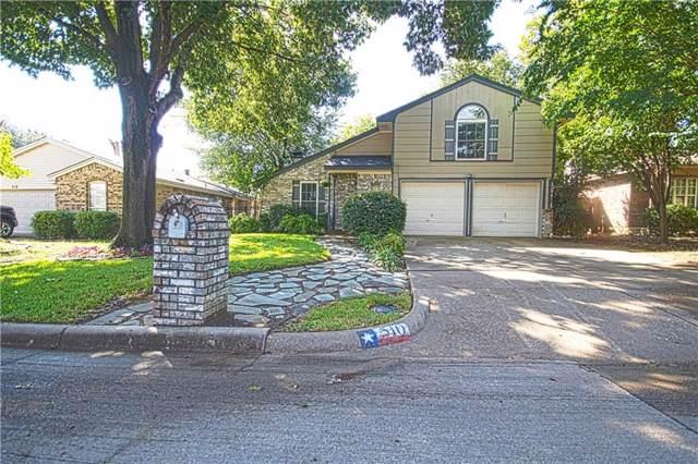 510 Mockingbird Drive, Mansfield, TX 76063 (MLS #14158597) :: The Real Estate Station