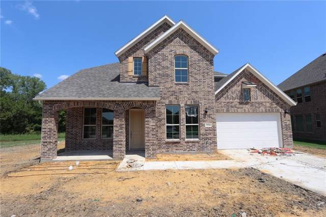 3316 Maplewood Drive, Mckinney, TX 75071 (MLS #14158650) :: The Real Estate Station