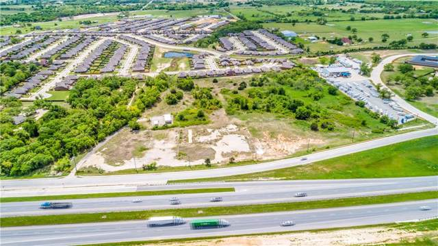 TBD Interstate 20 Frontage #1, Weatherford, TX 76086 (MLS #14158675) :: The Chad Smith Team