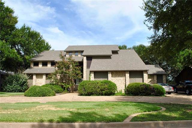 1522 Oak Forest Drive, Graham, TX 76450 (MLS #14158696) :: The Chad Smith Team