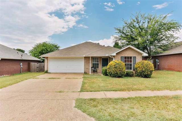 1126 Woodlands Park Drive, Lindale, TX 75771 (MLS #14158718) :: Tenesha Lusk Realty Group