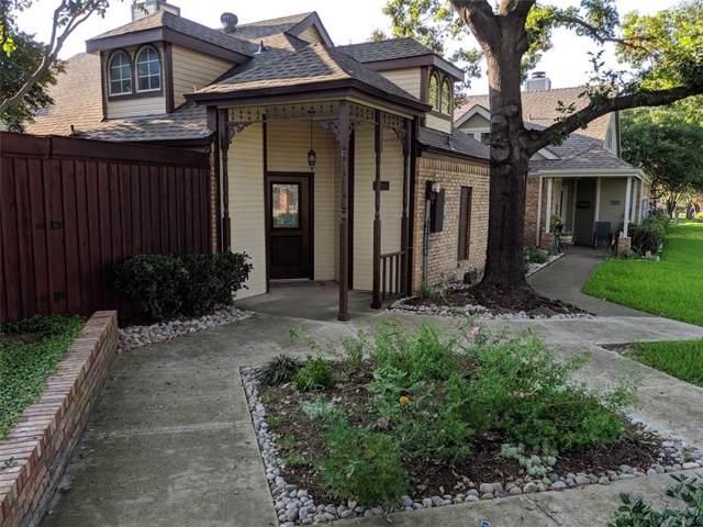 18008 Whispering Gables Lane, Dallas, TX 75287 (MLS #14158738) :: Tenesha Lusk Realty Group