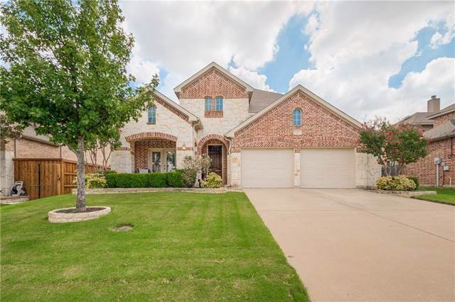 103 Darcie Drive, Forney, TX 75126 (MLS #14158772) :: The Chad Smith Team