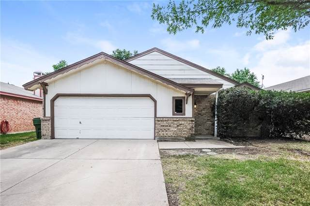 705 Nightingale Circle, Mansfield, TX 76063 (MLS #14158788) :: The Real Estate Station