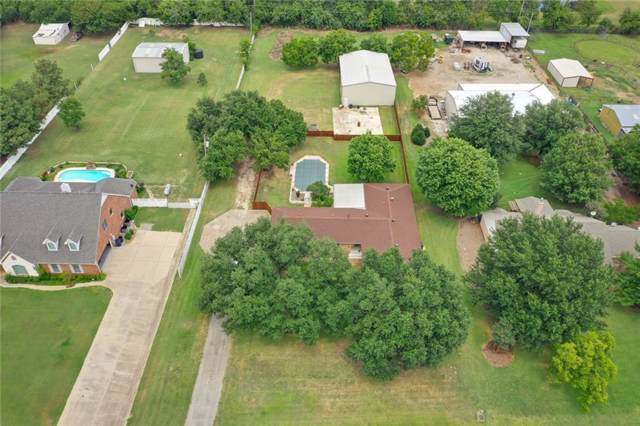 145 Southwood Drive, Burleson, TX 76028 (MLS #14158796) :: All Cities Realty