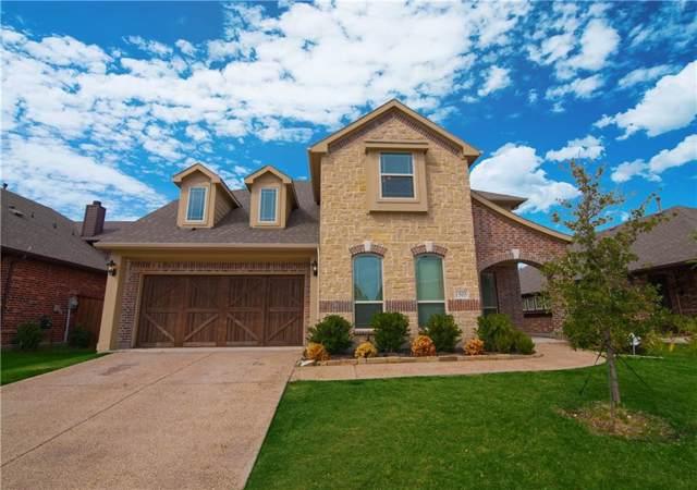 1505 Wright Street, Savannah, TX 76227 (MLS #14158821) :: Kimberly Davis & Associates