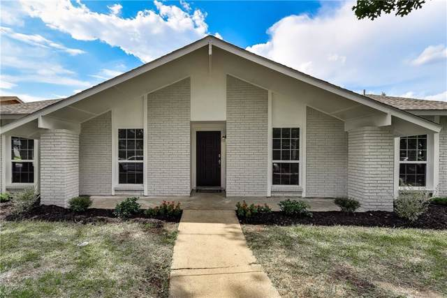 8619 Baumgarten Drive, Dallas, TX 75228 (MLS #14158838) :: Kimberly Davis & Associates