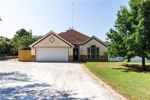 289 County Road 4864, Azle, TX 76020 (MLS #14158853) :: The Chad Smith Team