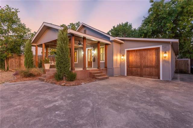 3813 W 6th Street, Fort Worth, TX 76107 (MLS #14158854) :: The Mitchell Group